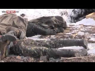 Under-fire Ukrainian Troops Quit Debaltseve