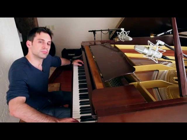 Pure Imagination - Scott Bradlee Jazz Piano Cover
