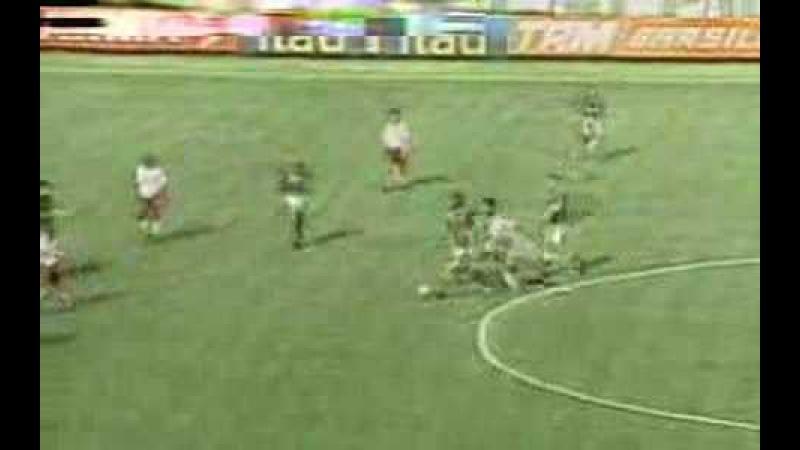 Palmeiras 2 x 6 Fluminense, Parque Antartica, Sao Paulo