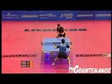Austrian Open: Timo Boll-Tiago Apolonia
