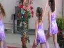 Девочки гимнастки -классное выступление~Kiev/26.04.2013/