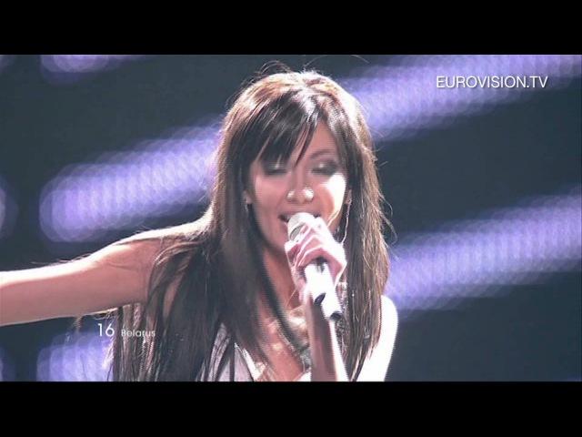 Anastasiya Vinnikova - I Love Belarus (Belarus) - Live - 2011 Eurovision Song Contest 2nd Semi Final