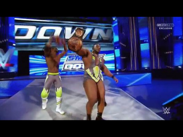 WWE Smackdown 30.04.2015 - Part 2