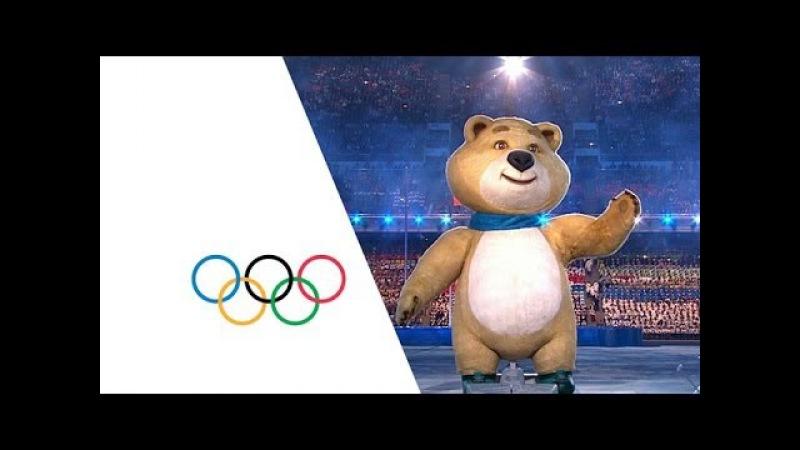 ЗОИ-2014 (церемония открытия /Opening Ceremony/ Sochi 2014 Winter Olympics)