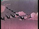 Мультфильм Свадьба соек Chxikvta qorcili 1957 СССР