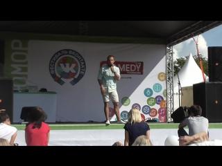Стендап 2№ на Фестивале