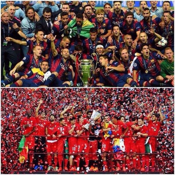 До финала Суперкубка УЕФА осталось 7 дней