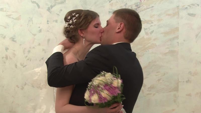 Наша свадьба 26.04.2014. в ЗАГСе