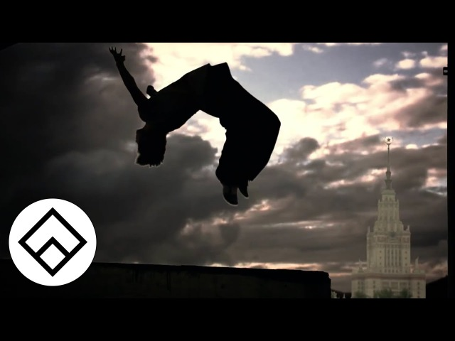 Pasha has Wings Freerunning Team Farang