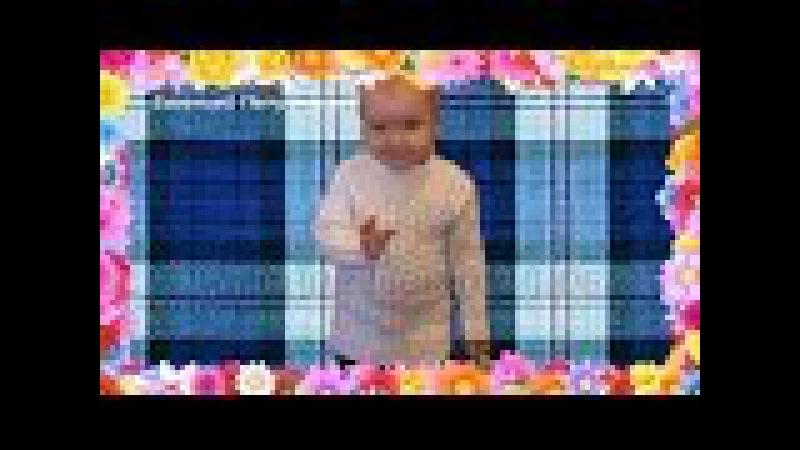 Как связать свитер для ребенка 2,5 - 3 лет
