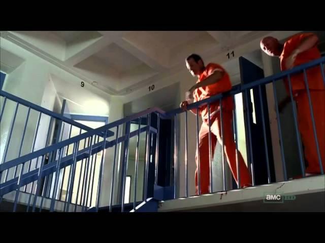 Breaking Bad - Gliding Over All - Prison Killings