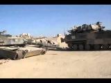 Подбитая американская техника в Ираке