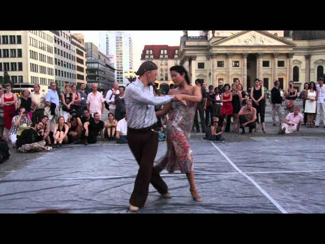 Berlin Tango High 2012 - Hit Run Milonga, Homer Cristina Demo
