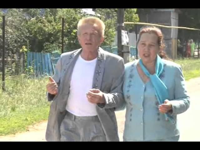 Анатолий и Надежда Никитины Пурнас юрри Чувашия Россия