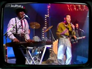 Bad Boys Blue - Hungry for Love - ZDF-Hitparade - 1989