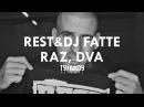 Rest DJ Fatte Raz dva Oficiální videoklip