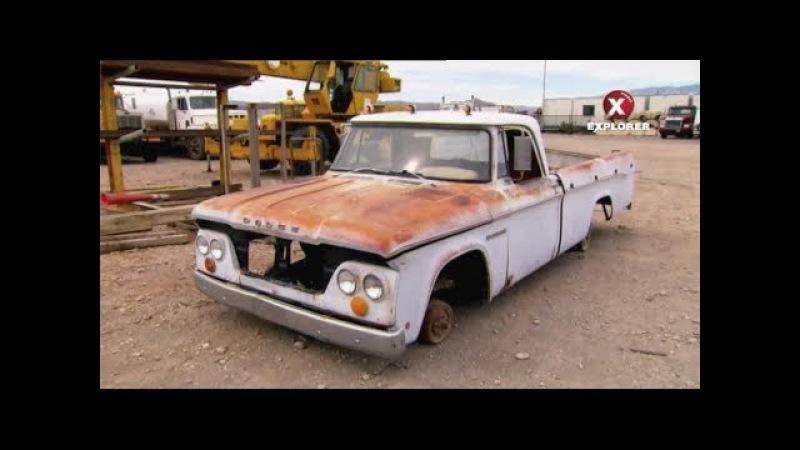 Welderup Ржавые тачки на прокачку (1964 Dodge Ram)