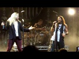 Jeff Scott Soto &amp Nathan James - Stand Up, live at HRH AOR, April 2013 Steel Dragon Rock Star