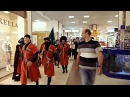 Кража невесты на кавказе в национальных костюмах)