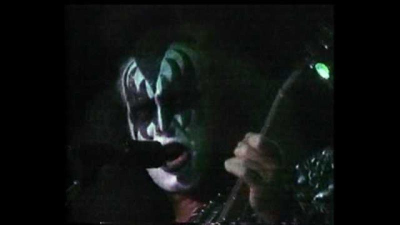 Kiss Charisma Video