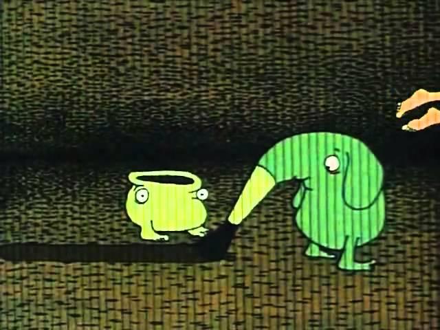 Психоделический мультик в СССРPsychedelic cartoon in the USSR