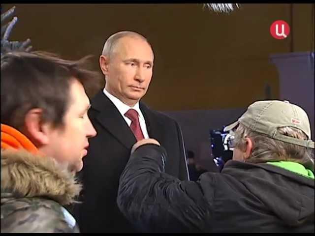 Тайны новогоднего обращения Путина. Специальный репортаж