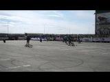 BMX выступление в Тюмени на соренованиях по стантрайдингу