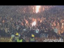 Partizan Ultras Grobari start fires in stands in Belgrade derby - The Best Of Football Fans HD