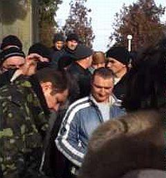 Жители одесского села выгнали представителей военкомата, пытавшихся проводить мобилизацию