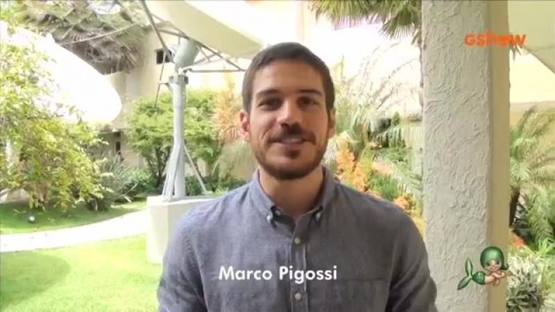 Marco Pigossi fala sobre Dante em A regra do Jogo
