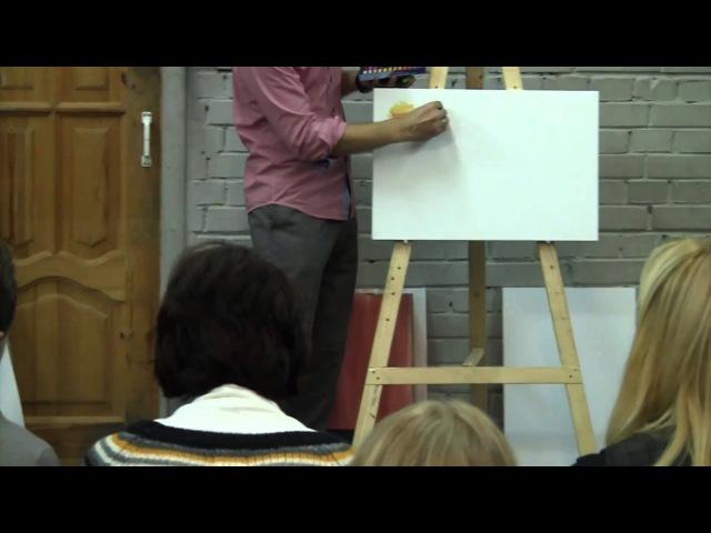 Мастер-класс Александра Рыжкина о мягких материалах