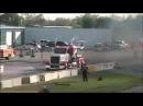 Les Shockley's Shockwave Jet Truck - San Antonio IHRA 2008