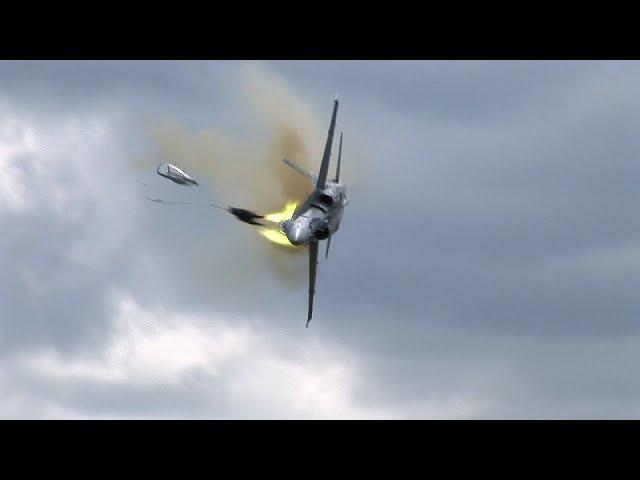 CF18 Crash Lethbridge
