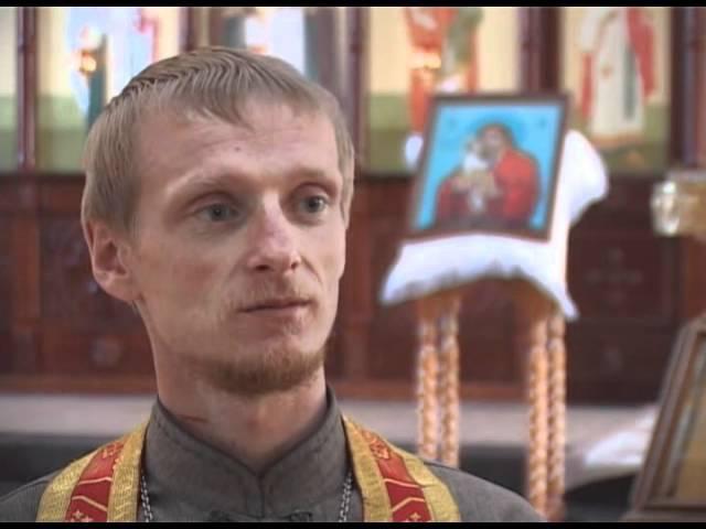 Настоятель Грозненского храма отец Григорий