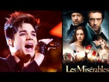 Adam Lambert Slams Les Miserables Movie, Russell Crowe Agrees