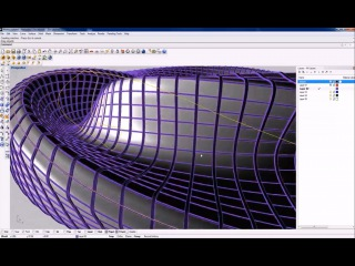 Modeling a Mobius Geometry