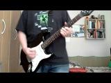 SkillJam - Snake Eyes - Feint feat. CoMa (Guitar Cover)
