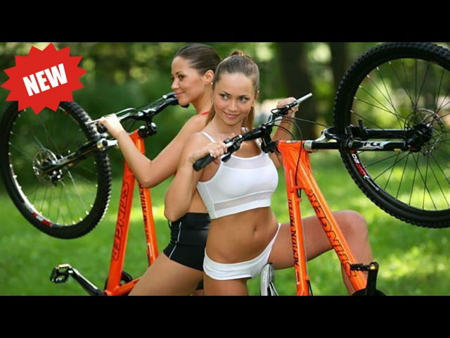 Lustige Videos ★ Spaß und Misserfolge auf Fahrrädern