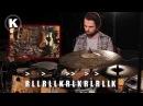 Drumchannel - 16-ти ударный fill, нечетные размеры (5/8, 7/8, 9/8) Обучение игре на барабанах