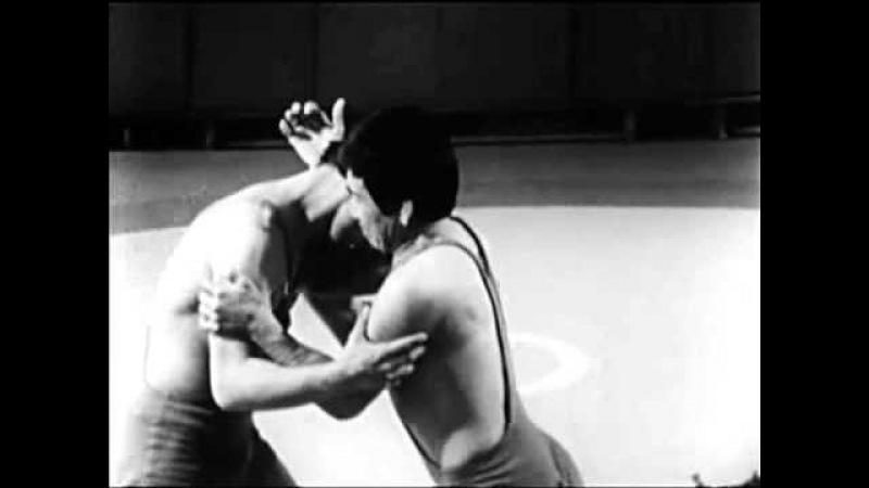 Классическая борьба Швунги Союзспортфильм 1981