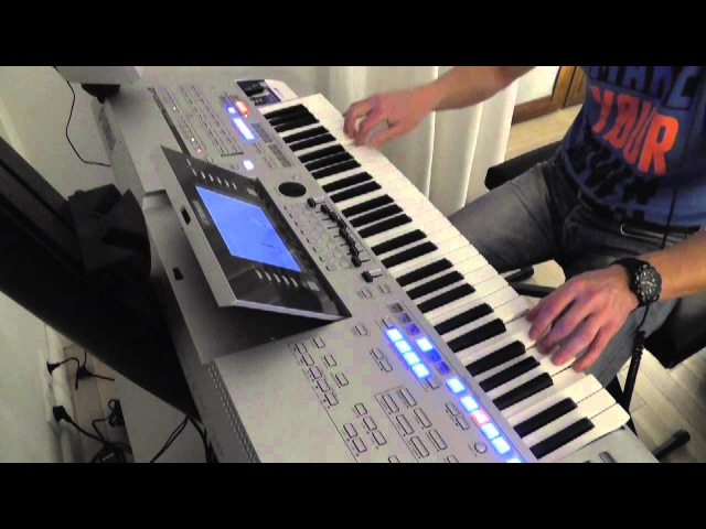 Italo Disco Power Play cover T4