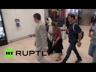 Задержанная в Турции россиянка Варвара Караулова депортирована в Москву