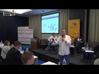 Connectica Lab. Future of Telecom - Гарретт Джонстон, Brainstore: Скопировать опыт Запада