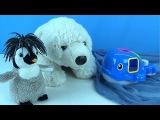 Развивающий мультфильм  Медвежонок Умка и его друзья - Мультики с игрушками для самых маленьких