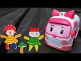 Развивающий мультик от робокара Эмбер. Сказка про маленькую принцессу и потерянную корону.