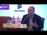 Vedomosti. Telecom-2015 - Alan Triggs, Ericsson: Factors for growth of Russian telecom sector