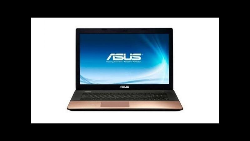 Краткий обзор ноутбука ASUS K75VJ T2139