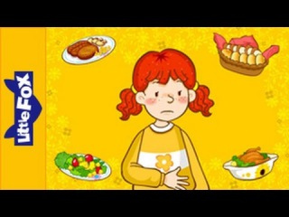 I'm Hungry - Learn English for Kids Song by Little Fox