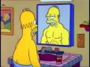 Mirror reflexion