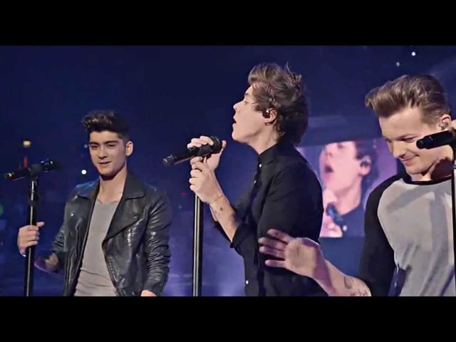 One Direction Change my Mind This Is Us 2013